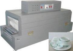 一次性消毒餐具收缩包装机