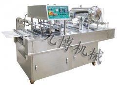 奶茶机械式自动灌装封口机